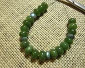 Reserved for Lorrie - Custom Jade and Labradorite Bracelet