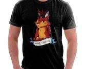 Final Fantasy - Final Fantasy VII Shirt - such fantasy - Final Fantasy TShirt, T-shirt for Women Men, Drawsgood , FF7, Red XIII, Geek Tshirt