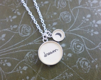 Dream Two Charm Pendant