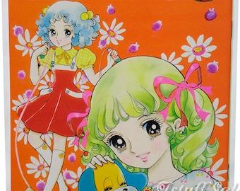 70's vintage - Japanese Coloring Book (Mari)