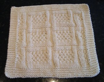 CLEARANCE - Large 100% Cotton Dishcloth