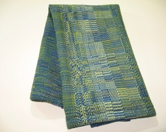 Handwoven towel