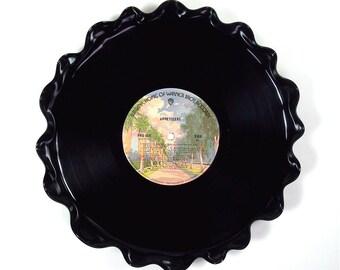 Appetizers Vinyl Record Tray / Platter Vintage LP Rare Promo Album Various Artists Compilation 1973 Colorful Tree Label