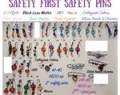 Solidarity Safety Pins