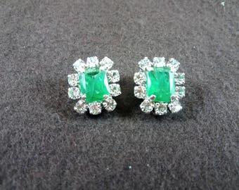 1940s Clip earrings