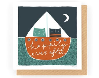 Happily Ever After - Greeting Card (1-115C)