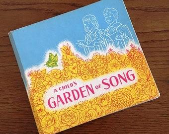 A Child's Garden of Song, Children's Sunday School Music, Christian Songs for Children