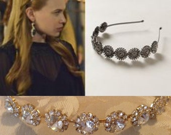 Reign Lady Greer Sparkling  Golden Tiara