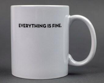fine mug. #048