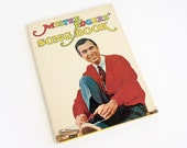 Vintage 1970s Childrens Book / Mister Rogers' Songbook 1970 HCDj VGC / Collection of Favorite Songs Featured on Mr Rogers Neighborhood Show