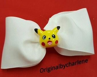Boutique Pokemon Hairbow