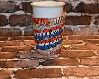Marvel Cup Cozy