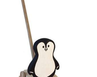 Push Toy, Penguin
