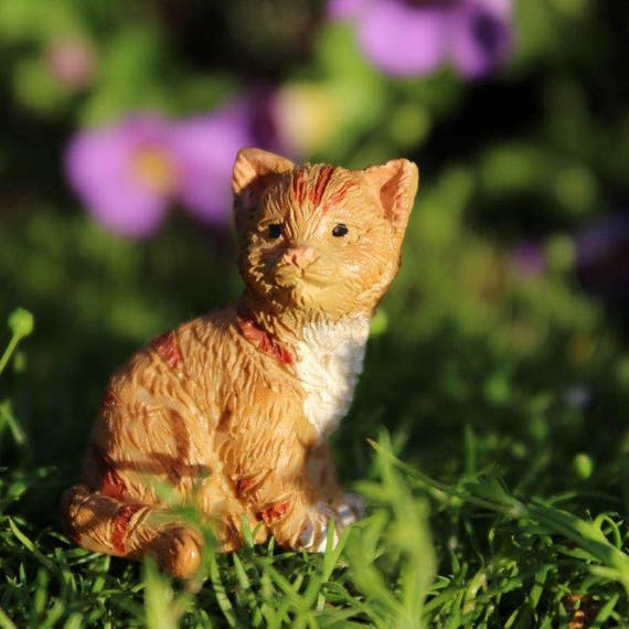 "Buttercup the Kitten (Cat) (1"" Tall)"