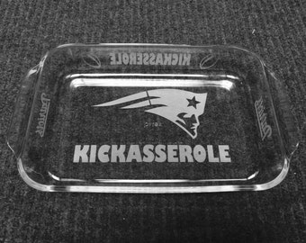 New England Patriots Kickasserole