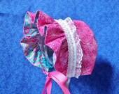Custom Bonnets for Dawn