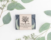 ON SALE Tea Tree with Charcoal - All Natural Vegan Handcrafted Soap