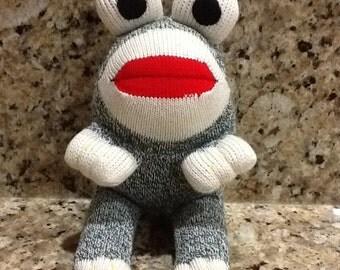 Sock Frog, medium