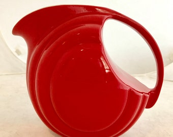 Deco Pitcher - by Hall China #1338