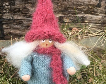 The Swedish Tomte Lady / gnome