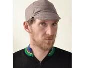 Serin tweed cycling cap 1.