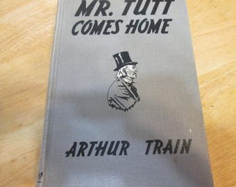 Mr, Tutt Comes Home by Train