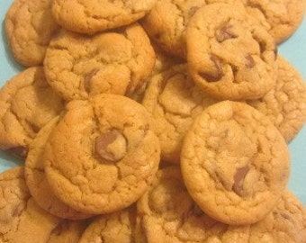 Chocolate Chip Cookies Homemade 1 dozen