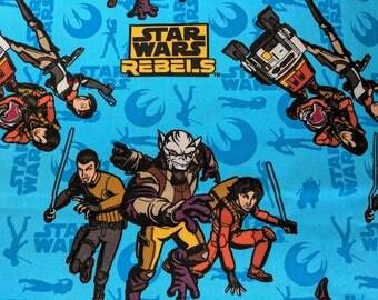 Star Wars Rebels Fabric -Star Wars Fabric -  one yard