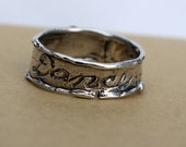 Ring Dance Artisan Handcrafted Sterling Silver