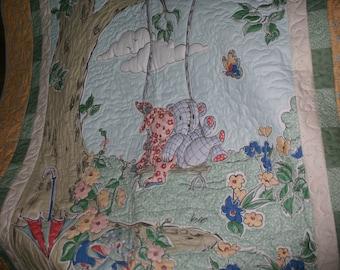 Bunny & Bear Quilt