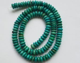 Turquoise Roundelles