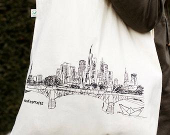 Tote Bag Frankfurt am Main Edition organic fair