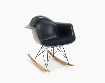 Eames for Herman Miller Armchair Rocker-RAR