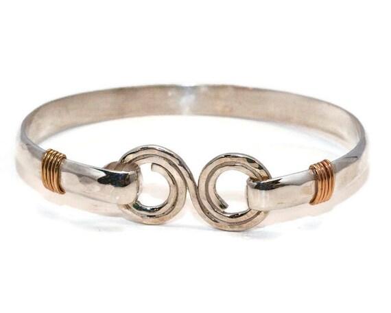 sterling silver bracelet keep calm carry on bracelet zen