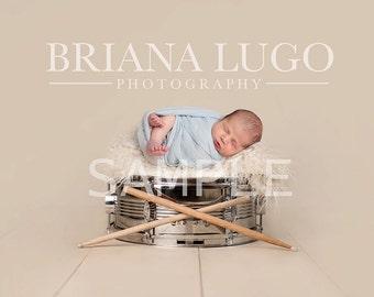Digital  drum prop