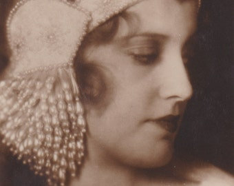 Jeanette MacDonald, Musical Star of Stage and Film, French Postcard, circa 1930