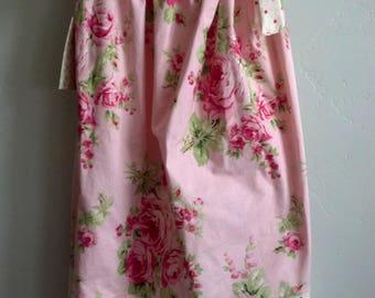 Barefoot Roses  Pillowcase sundress size 5 girls