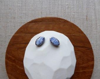 Eye Stud Earrings