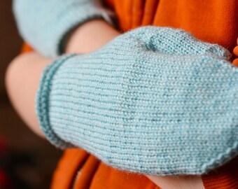 Plain Gloves Knitting Pattern : My Secret Wish by Talena by mysecretwish on Etsy