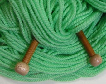 Pistachio Organic Merino Yarn