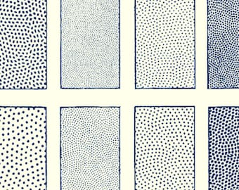 C312 Rolling Mill (Ben Day Dots) Luxe Texture Collection, Low relief pattern