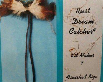 Sw-05 Rust Dreamcatcher