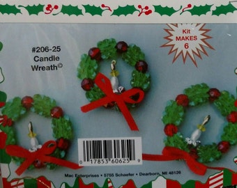 206 - 25 Candle Wreath