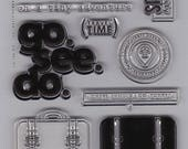 Kelly Purkey   February 2017   Go See Do Kit Stamp Set