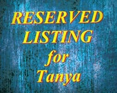 Special Pricing for 2 - 2x3 photo prints. Reserved for Tanya