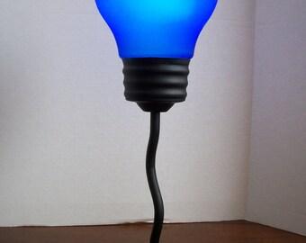 Vtg Light Bulb Idea Nite Light