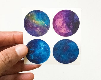 Temporary Tattoo. Astrology Hipster Tattoo. Watercolor Galaxy. Outer Space. Wrist Tattoo. Fake Tattoo. Transfer Tattoo. Waterproof Tattoos.