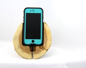 Cedar Phone Dock - small