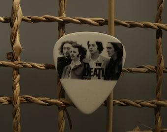 Beatles Guitar Pick Lapel Pin,Tie Tac,HatPin