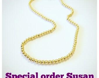 Special order Susan